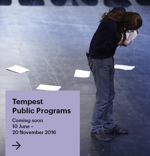 Tempest public programs