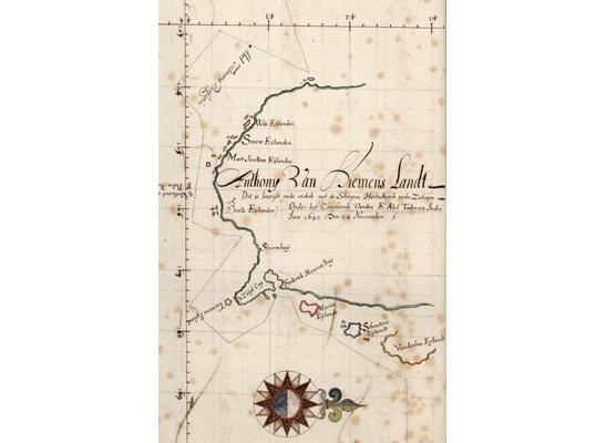 Early Dutch Explorers