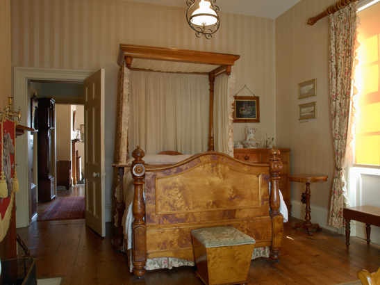 Huon Pine Bedroom