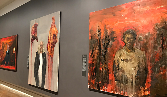 Geoff Dyer: Portraits