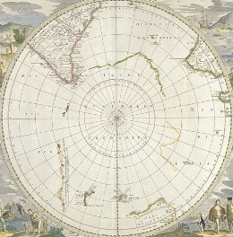 Antarctica, the sub-Antarctic islands and the Southern Ocean