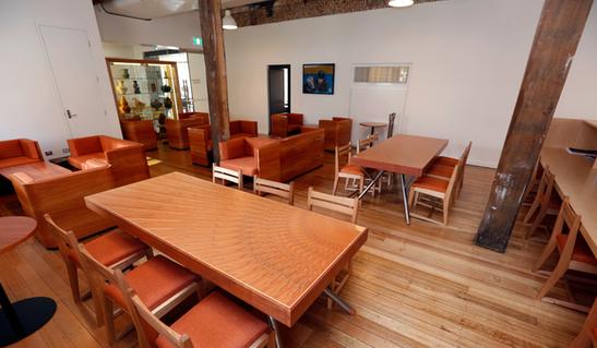 The Members' Lounge