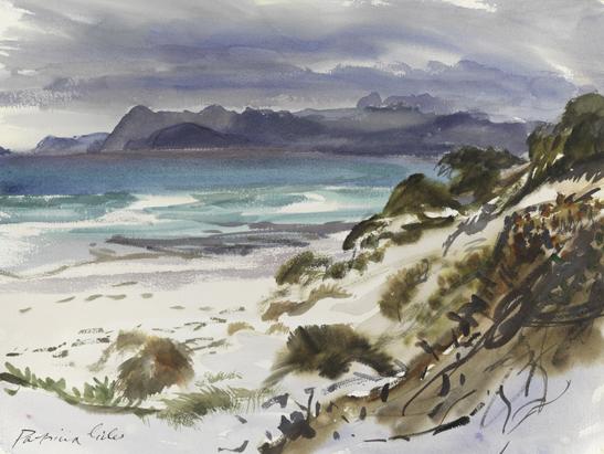Patricia Giles, Friendly Beaches