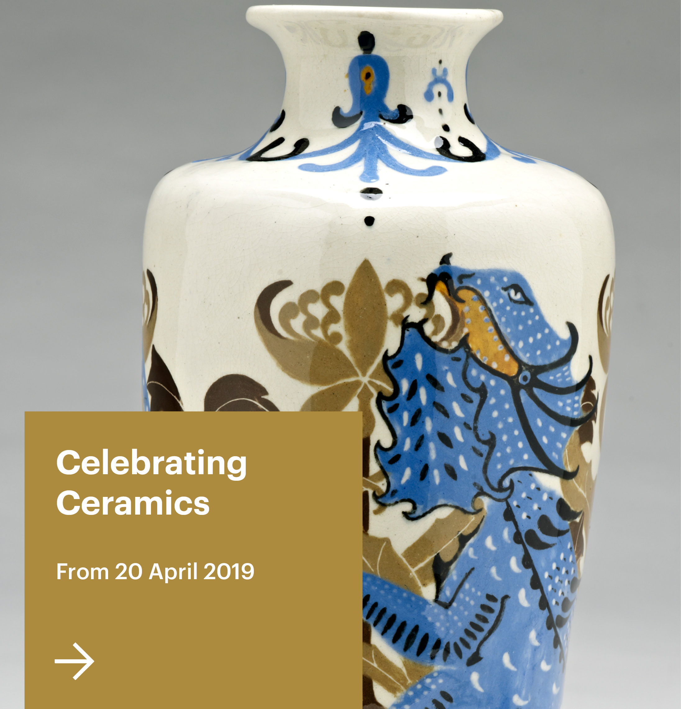 Celebrating Ceramics at TMAG