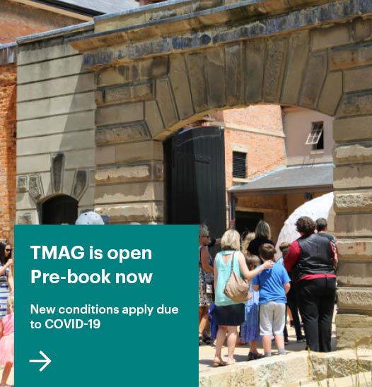 TMAG is open