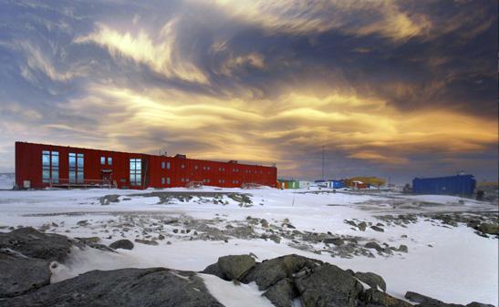 Traversing Antarctica
