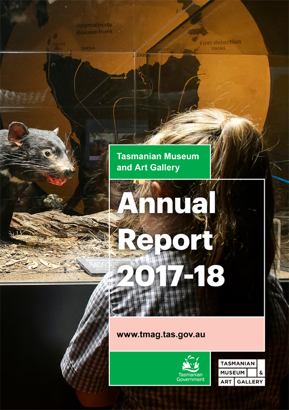 TMAG Annual Report 2017-18