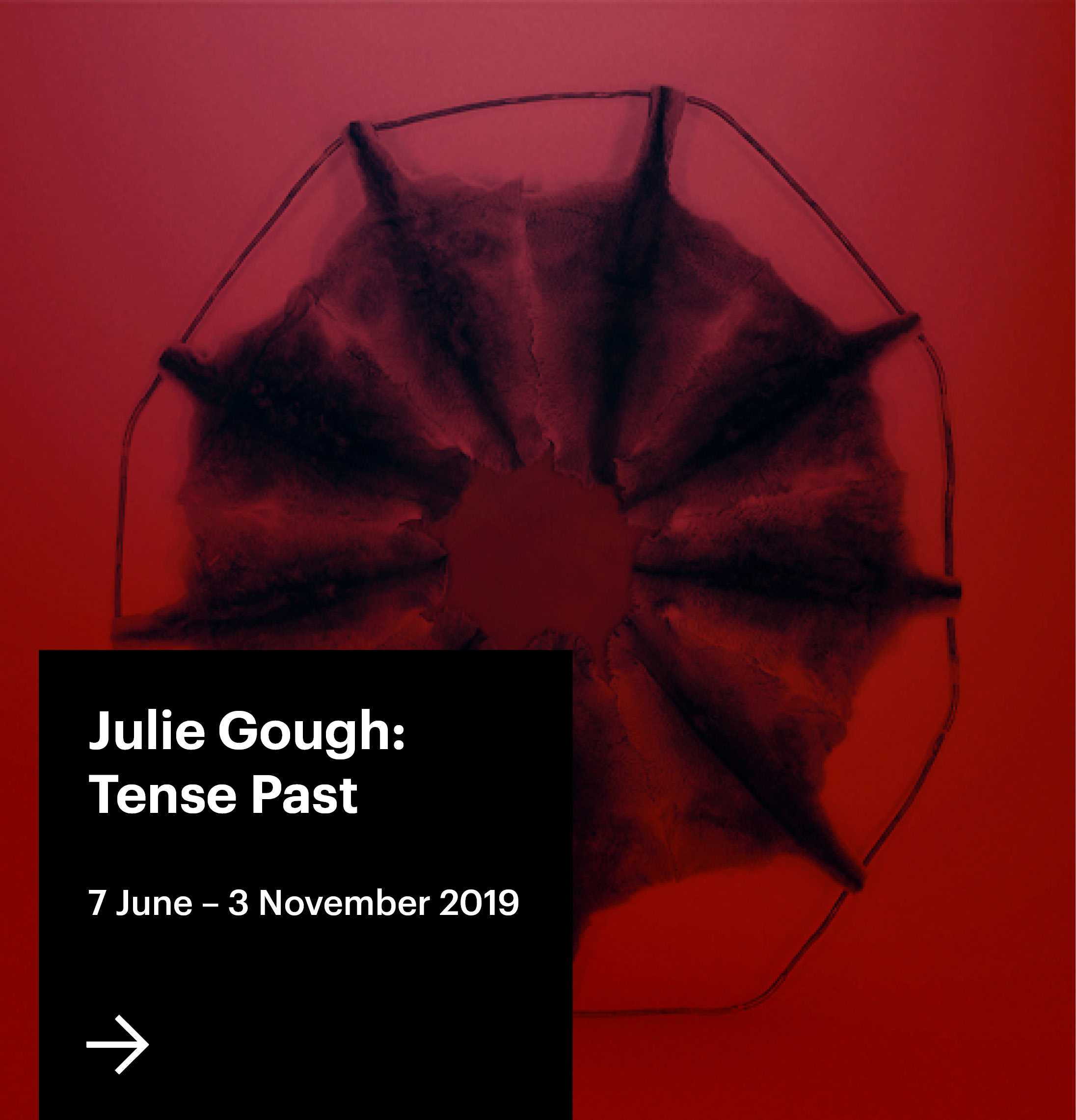 Julie Gough:Tense Past