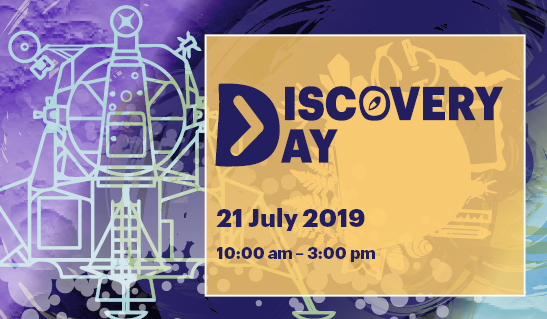 Discovery Day July 2019