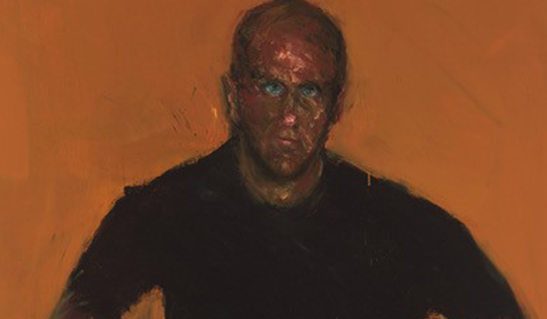 Richard Flanagan portrait