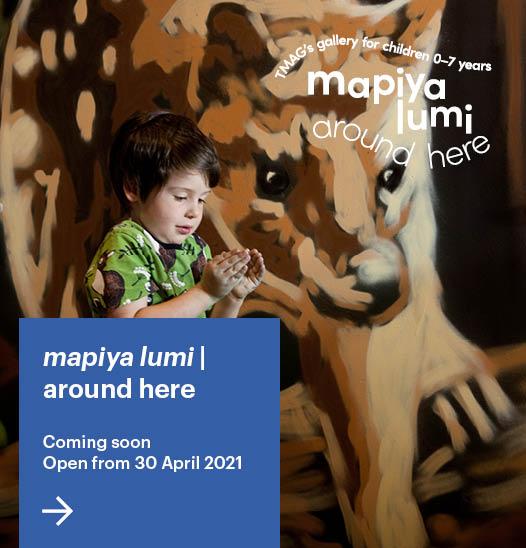 mapiya lumi | around here