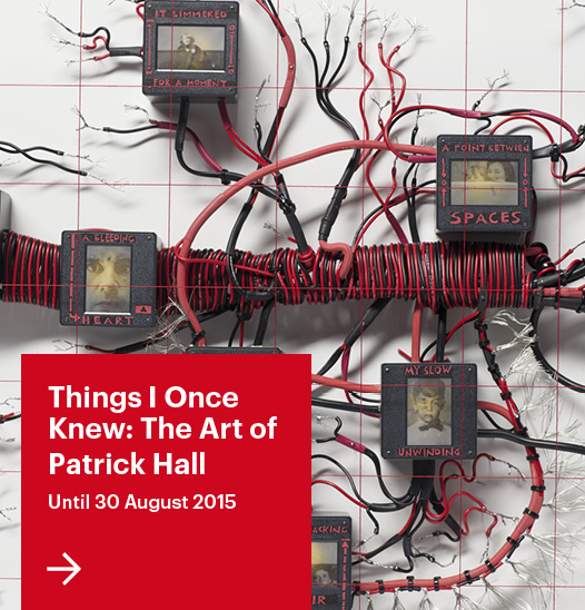 Things I Once Knew: The Art of Patrick Hall