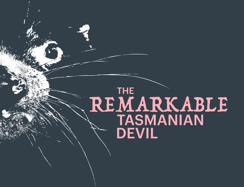 The Remarkable Tasmanian Devil