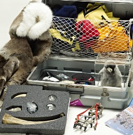 Ice Box - Antarctic educational loan resource