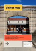 Visitor map, Autumn 2013