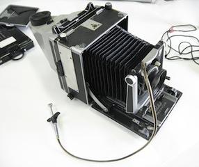 Dombrovskis camera