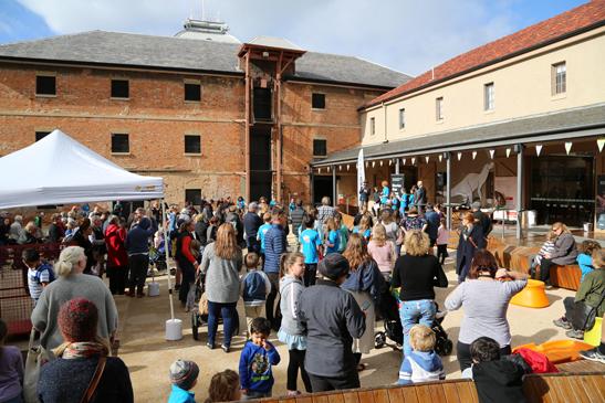 Children's Festival Opening