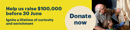 Help us raise one hundred thousand dollars before 30 June.