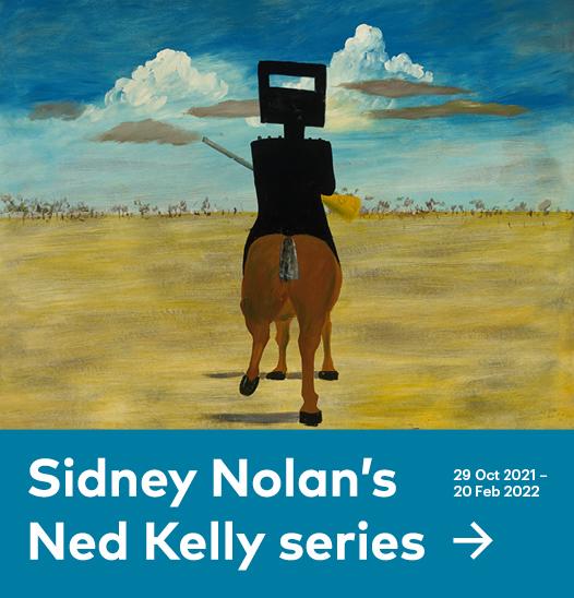 Sidney Nolan, Ned Kelly 1946