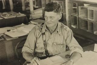 Lt Col Harry Murray