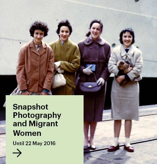 Snapshot Photography and Migrant Women