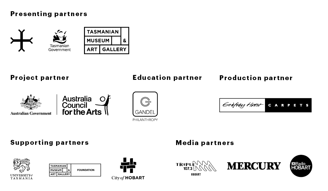 Tense Past partner logos