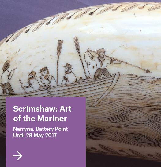 Scrimshaw Art of the Mariner
